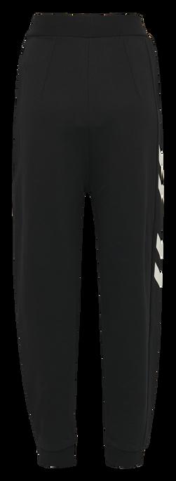 hmlCRISSY OVERSIZED PANTS, BLACK, packshot