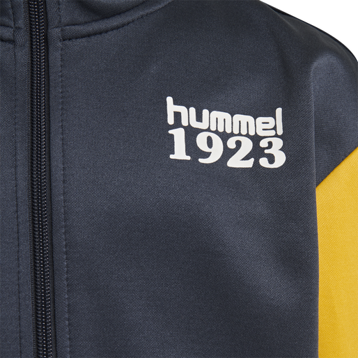 hmlREX ZIP JACKET, BLUE NIGHTS, packshot
