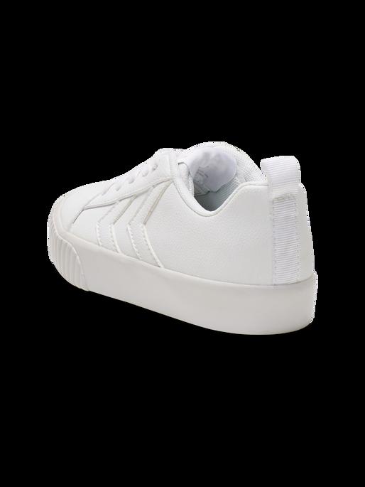 BASE COURT CLASSIC JR, WHITE, packshot