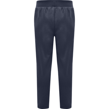 hmlLINE PANTS, BLACK IRIS, packshot