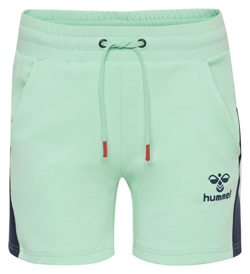hmlNIRVANA SHORTS, ICE GREEN, packshot