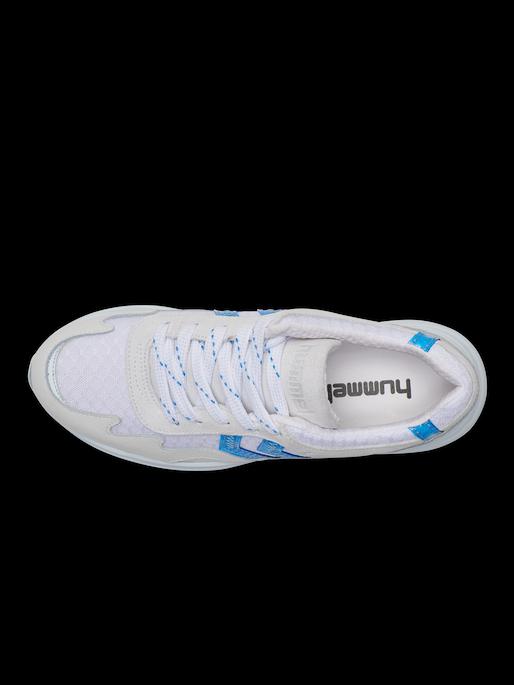 BRAGA VINYL, WHITE/BLUE, packshot