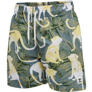 HMLMAYALA SWIM SHORTS, TEA, packshot