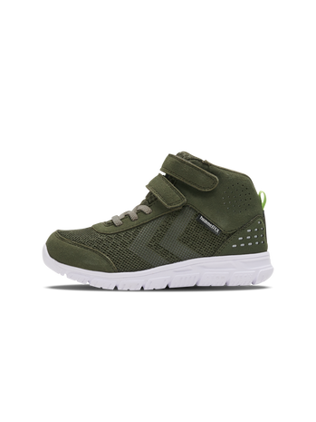 CROSSLITE MID TEX JR, OLIVE NIGHT, packshot