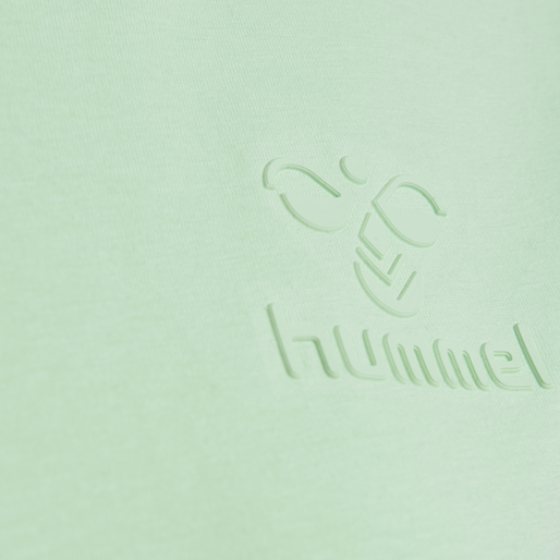HMLISOBELLA T-SHIRT S/S, ICE GREEN, packshot