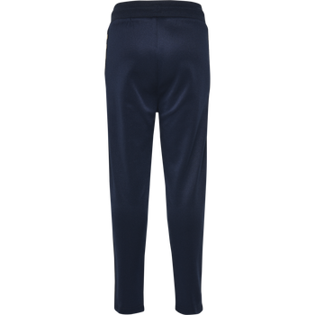 HMLKICK PANTS, BLACK IRIS/GOLD, packshot