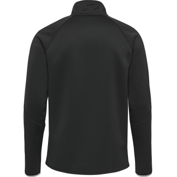 HMLCIMA ZIP JACKET, BLACK, packshot