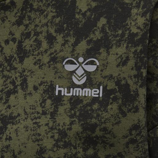 HMLCINDI HOODIE, FOREST NIGHT, packshot