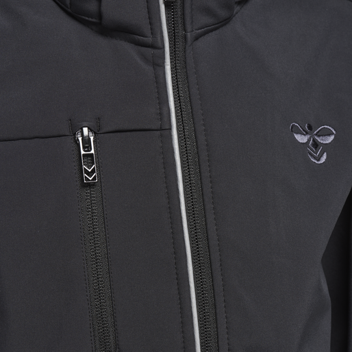 HMLCHRISTER JACKET, BLACK, packshot