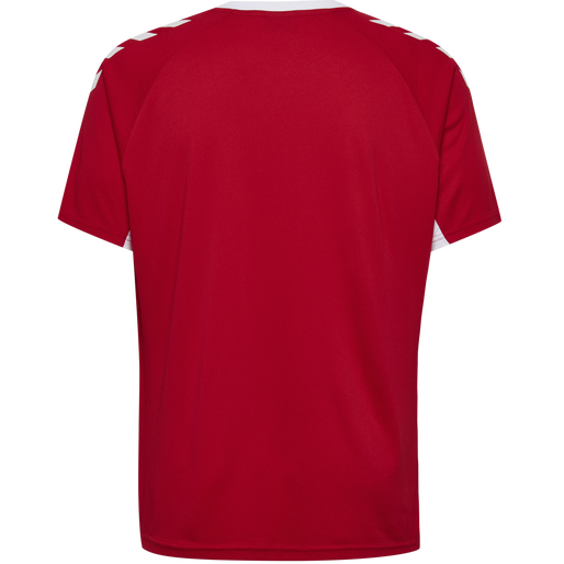 CORE TEAM JERSEY S/S, TRUE RED, packshot