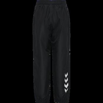 hmlTARO PANTS, BLACK, packshot