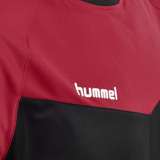 HUMMEL COURT NEW JERSEY SS, JALAPENO RED, packshot