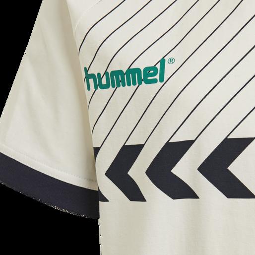 hmlSAMUEL T-SHIRT S/S, WHISPER WHITE, packshot