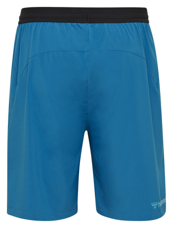 hmlAUTHENTIC PRO WOVEN SHORTS, CELESTIAL, packshot