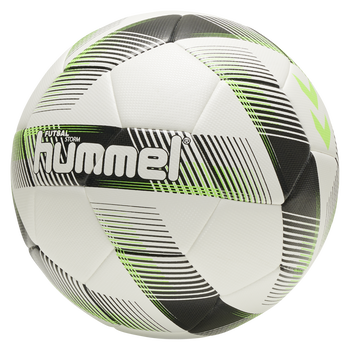 FUTSAL STORM FB, WHITE/BLACK/GREEN, packshot