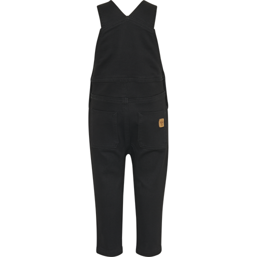 hmlLABAN OVERALLS, BLACK DENIM, packshot