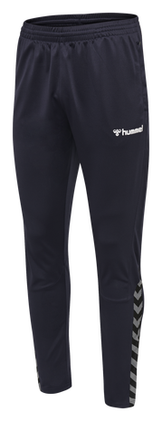 hmlAUTHENTIC KIDS TRAINING PANT, MARINE, packshot