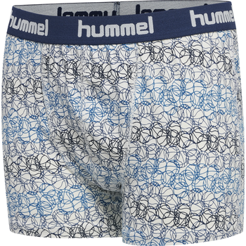 hmlNOLAN BOXERS 2-PACK, ESTATE BLUE, packshot