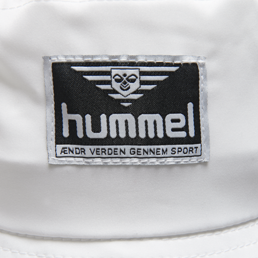 hmlVEJR HAT, WHITE, packshot