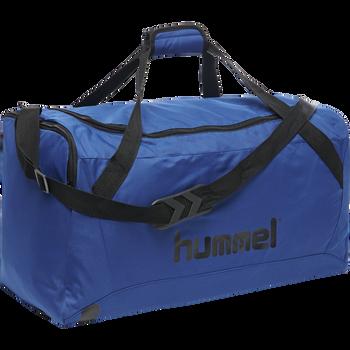 CORE SPORTS BAG, TRUE BLUE/BLACK, packshot
