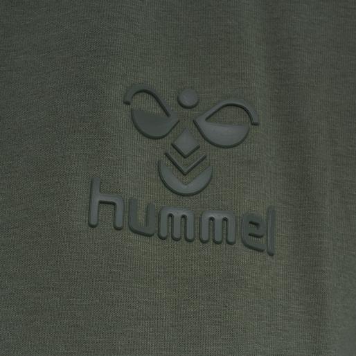HMLISOBELLA T-SHIRT S/S, BEETLE, packshot