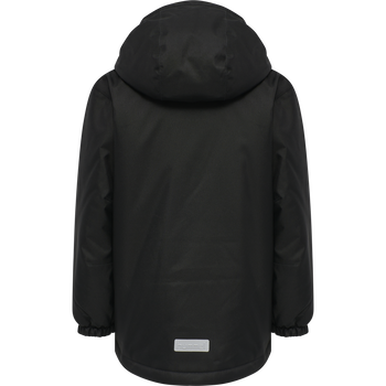 hmlCONRAD JACKET, BLACK, packshot