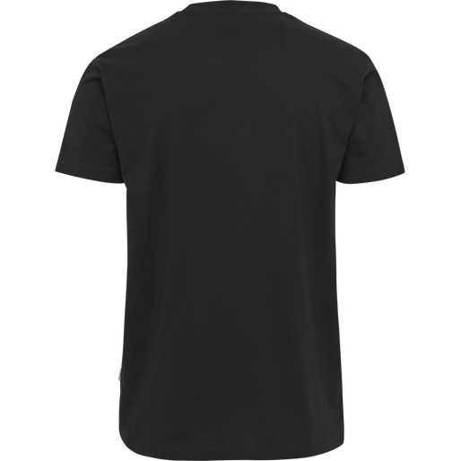 hmlMOVE T-SHIRT, BLACK, packshot
