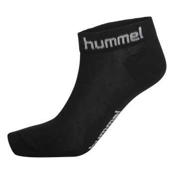hmlTORNO 3-PACK SOCK, BLACK, packshot