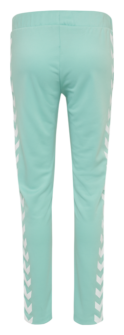 hmlJINA SLIM PANTS, AQUARELLE, packshot