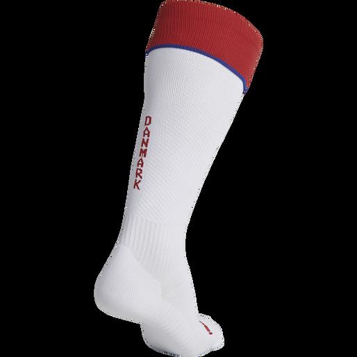 DBU FOOTBALL SOCK 18/19, WHITE, packshot