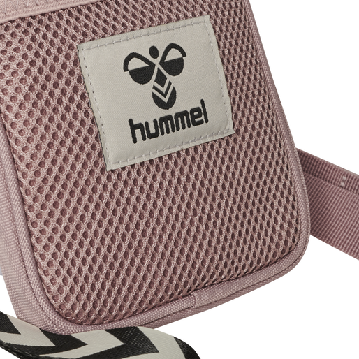 hmlELECTRO SHOULDER BAG, DEAUVILLE MAUVE, packshot