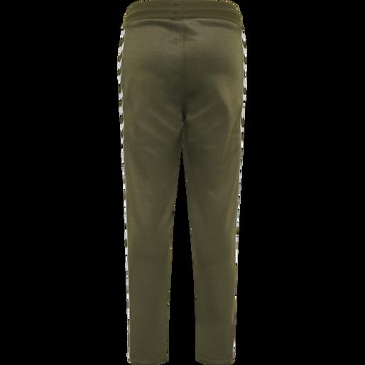 HMLKICK PANTS, IVY GREEN, packshot