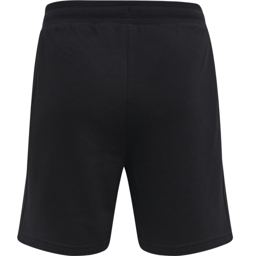 HMLDARE SHORT, BLACK, packshot