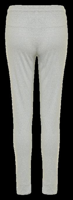 hmlPEYTON SLIM PANTS, QUARRY, packshot