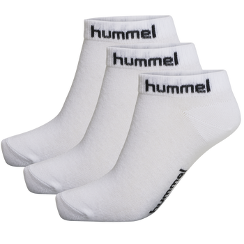 hmlTORNO 3-PACK SOCK, WHITE, packshot