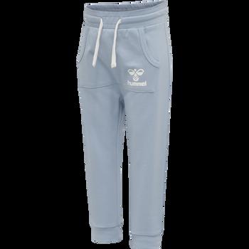 hmlFUTTE PANTS, BLUE FOG, packshot