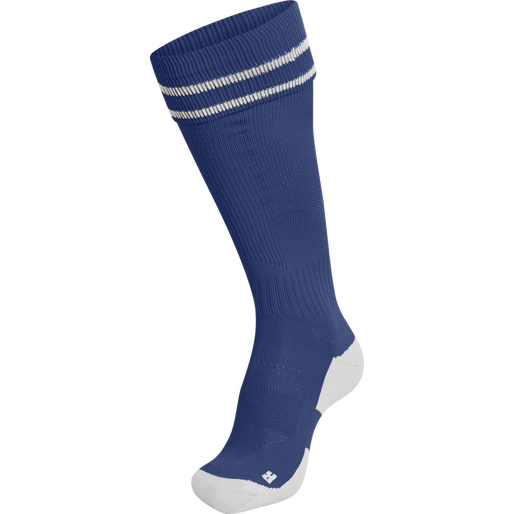 ELEMENT FOOTBALL SOCK , TRUE BLUE/WHITE, packshot