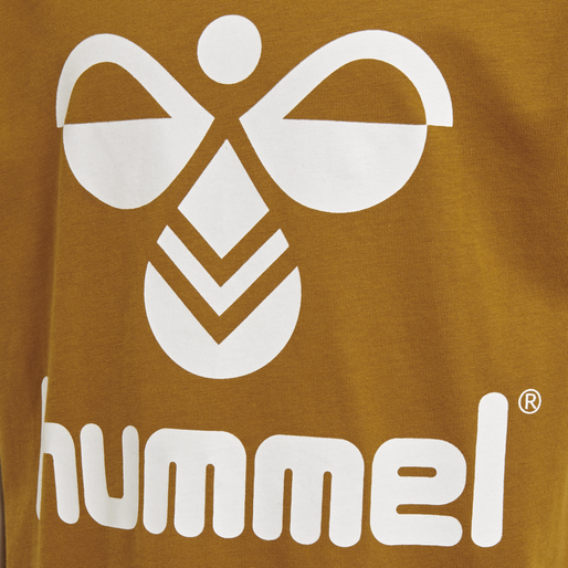 hmlTRES TEE SHIRT S/S, CATHAY SPICE, packshot