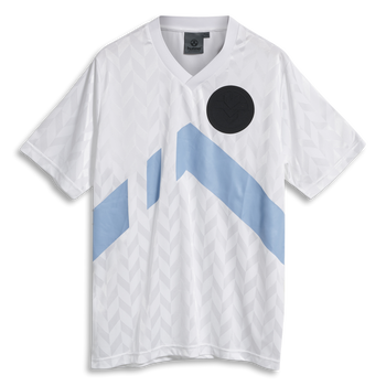 hmlNIELS NEWSTOCK T-SHIRT, WHITE, packshot