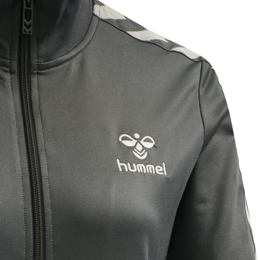 HMLNELLY ZIP JACKET, MAGNET, packshot