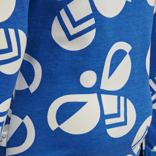 hmlCHARLIE BODY L/S, DIRECTOIRE BLUE, packshot