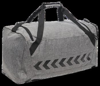 CORE SPORTS BAG, GREY MELANGE, packshot