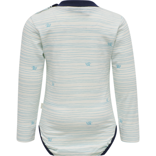 hmlSTORM BODY L/S, SCUBA BLUE, packshot