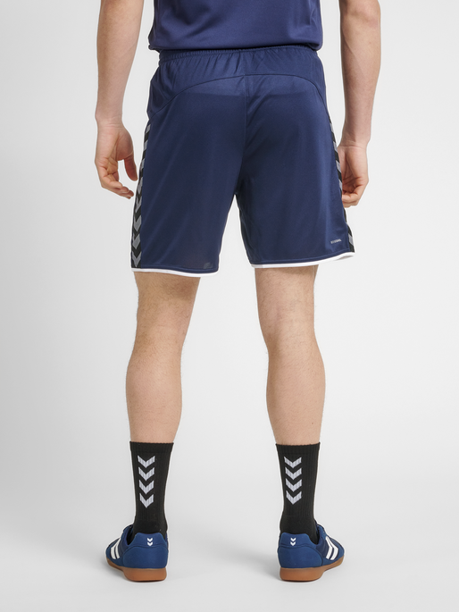 hmlAUTHENTIC POLY SHORTS, MARINE, model