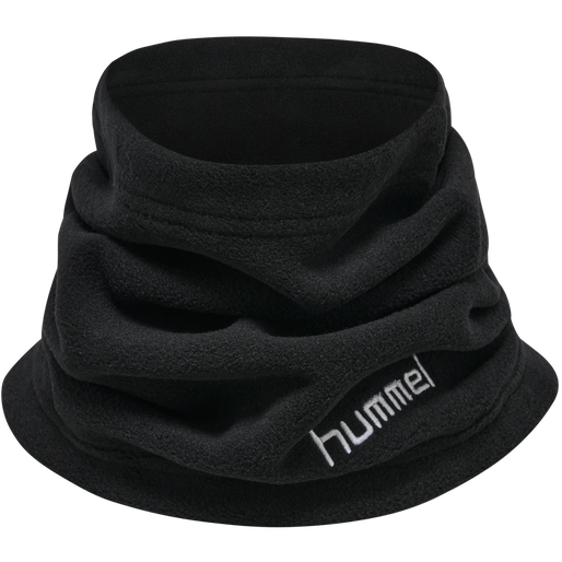 NECK GAITER SMU, BLACK, packshot