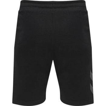 hmlLEGACY SHORTS, BLACK, packshot