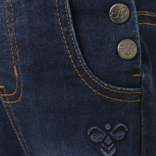 hmlLABAN OVERALLS, DARK DENIM, packshot