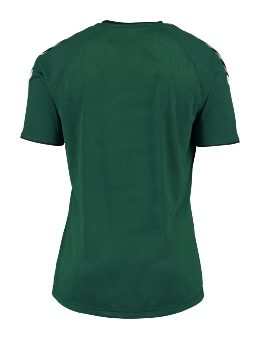 AUTH. CHARGE SS POLY JERSEY, EVERGREEN, packshot