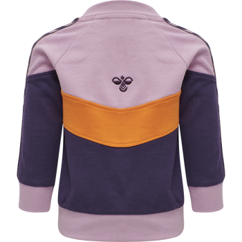 hmlVERONICA ZIP JACKET, SWEET GRAPE, packshot