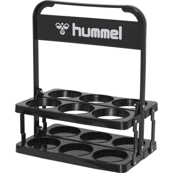 HUMMEL WATERBOTTLE CARRIER, BLACK, packshot